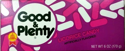 Licorice candy - Product - en