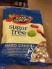Sugar free hard candy - Product