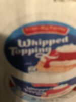 Whipped Topping Mix - Product
