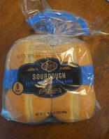 Private Selection Extra Large Sourdough Sandwich Buns - Product - en