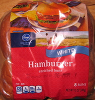 Hamburger enriched buns - Product - en