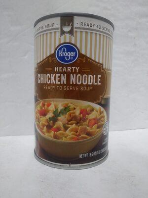 Hearty chicken noodle soup - Prodotto - en