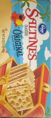 Saltines - Product