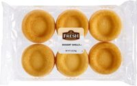 Dessert shells - Product - en