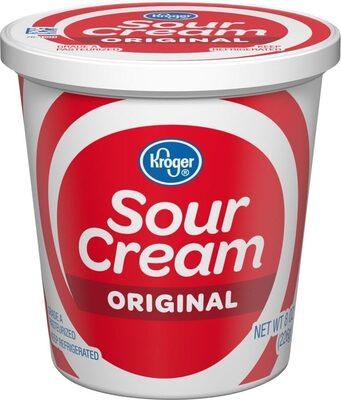 Original sour cream - Product - en