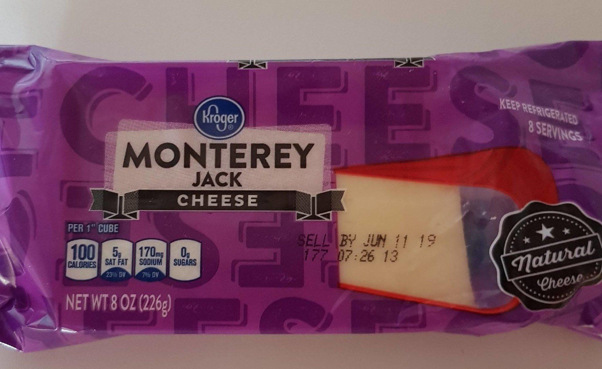 Monterey jack - Product