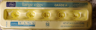 Large Eggs - Product
