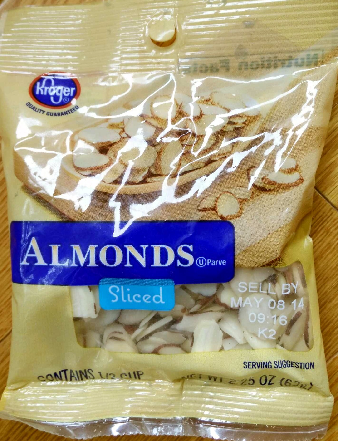 Sliced Almonds - Product