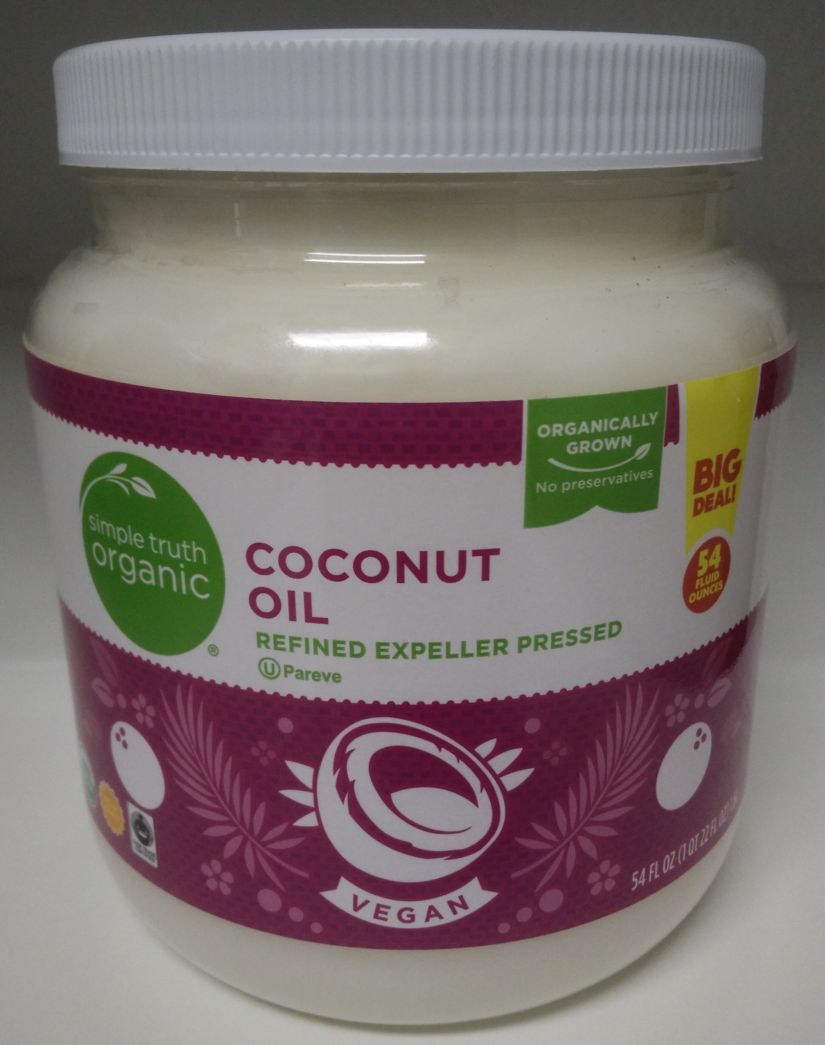 Coconut Oil - Product