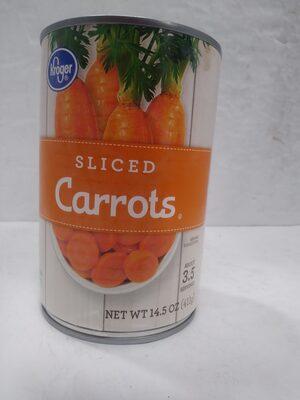 Sliced Carrots - Produit - en