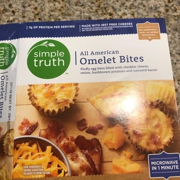 Omelet bites - Produit - en