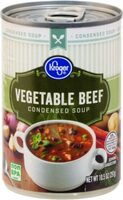 Vegetable beef condensed soup - Product - en