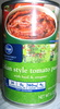 italian style tomato paste - Product