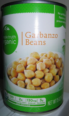 Garbanzo Beans - Product