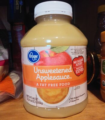 Unsweetened Applesauce - Product - en