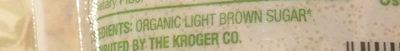 Light brown sugar - Ingredients
