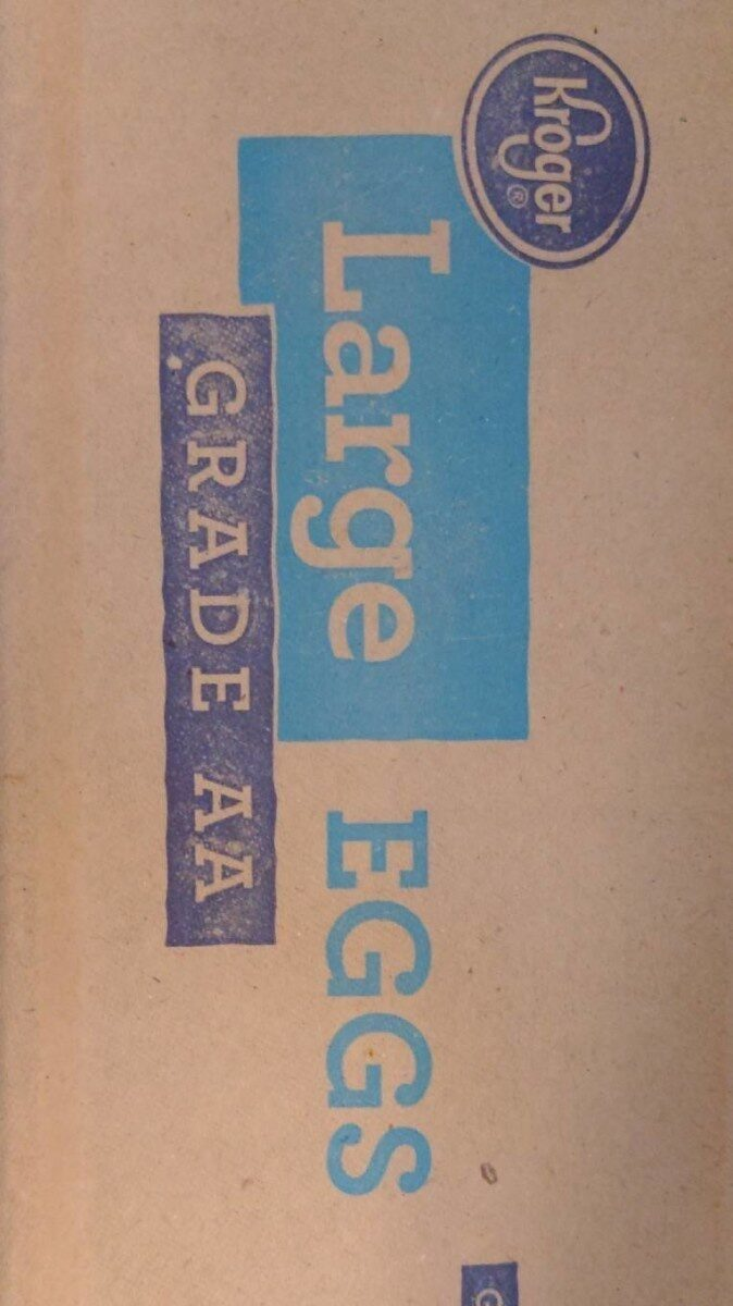 Large Eggs - Product - en
