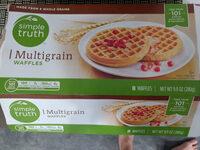 Multigrain Waffles - Produit - en