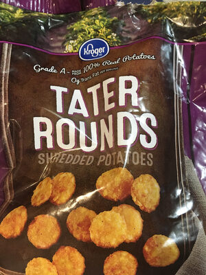 Tater rounds - Product - en