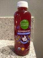 Blueberry Ginger kombucha - Produit - en