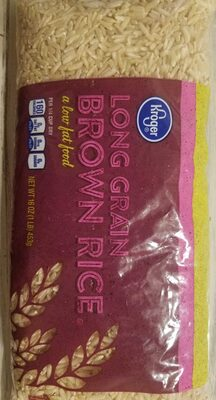 Long Grain Brown Rice - Product - en