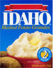 Mashed potato granules - Product