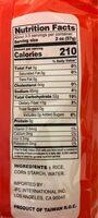Maifun rice stick - Nutrition facts - en