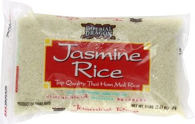 Jasmine rice - Prodotto - en