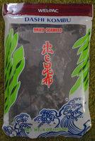 Dried seaweed - Product - en