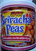 Hapi, sriracha peas, spicy - Produit