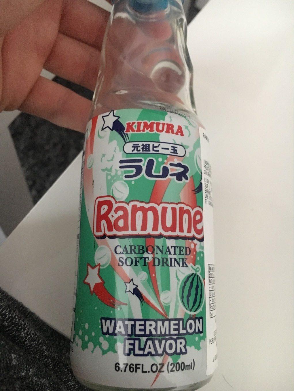 Ramune - Product
