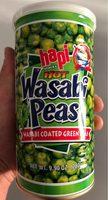 Wasabi Coated Green Peas - Product - en