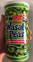 Wasabi peas - Product - en