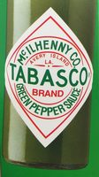 Green Pepper Sauce - Produit - fr