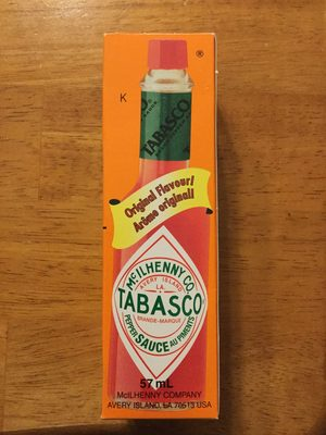 Sauce Au Piments Original - Produit - en