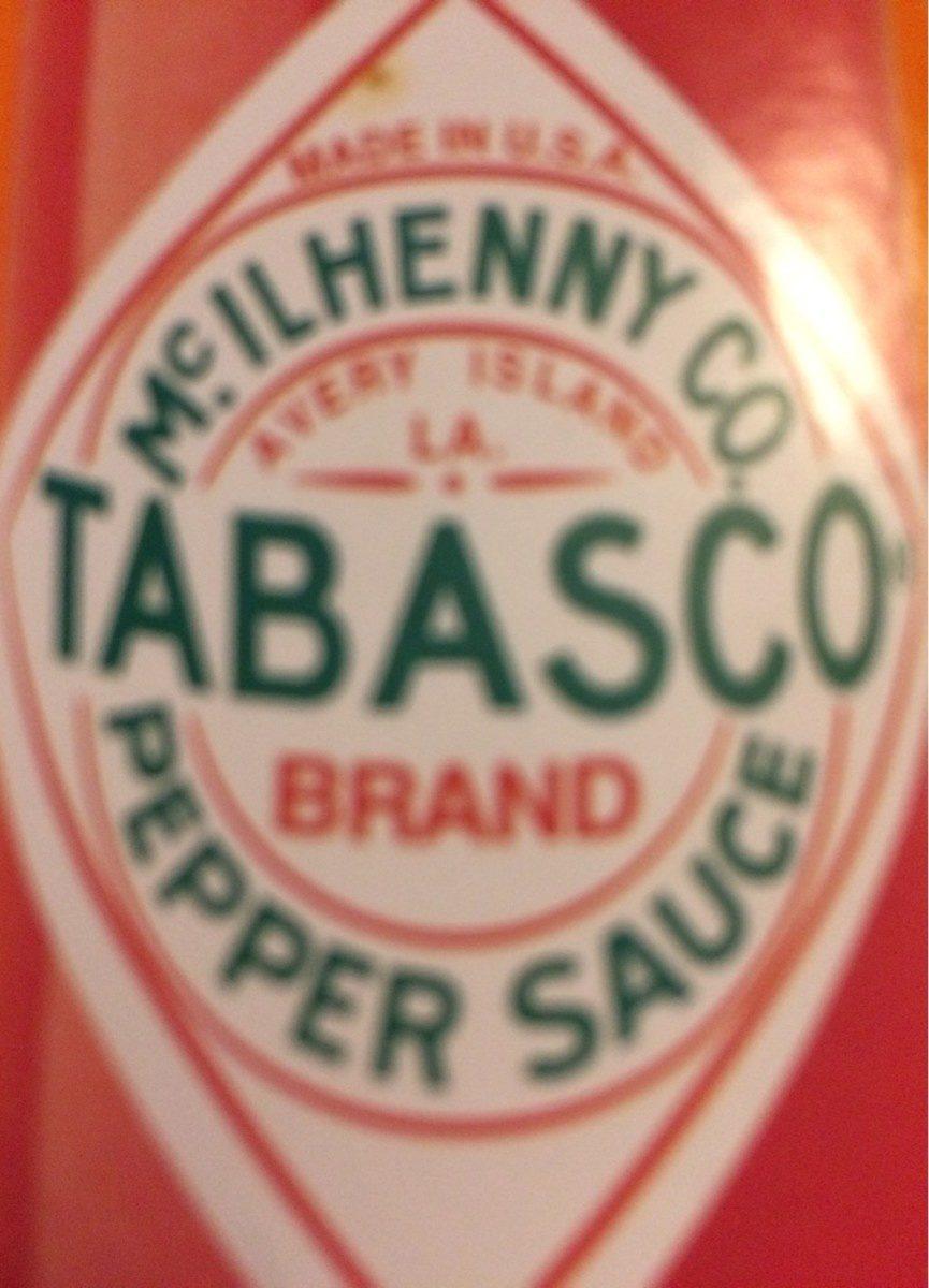 Tabasco Pepper Sauce - Product
