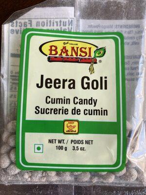 Bansi Jeera Goli - Product - en