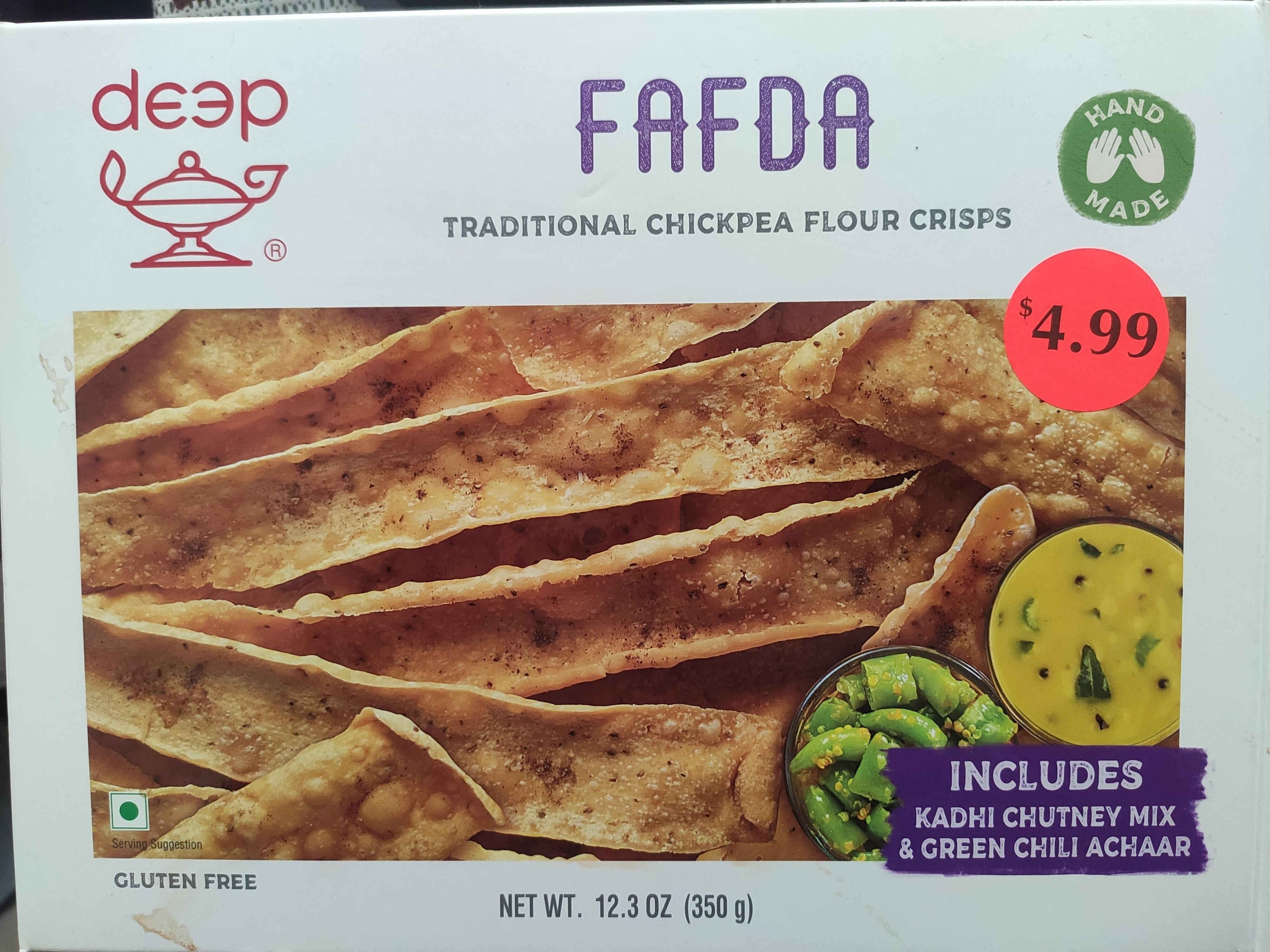 Fafda - Product - en
