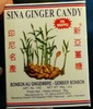 Ginger candy - Produit