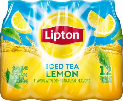 Iced tea - Product - en