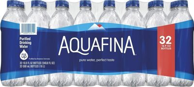 Purified water - Producto - en
