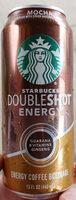 Starbucks Double Shot Energy Mocha Fortified Energy Coffee Drink 15 Fluid Ounce Can - Prodotto - en