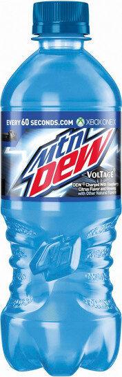 Voltage soda - Product - fr