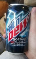 Mountain Dew Voltage - Product - fr