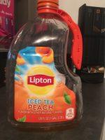 Iced Tea Peach - Produit
