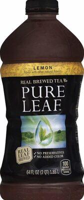 Leaf real brewed tea - Product - en