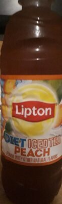 Diet ice tea peach - Product - en