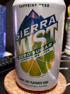 Sierra Mist - Product - en