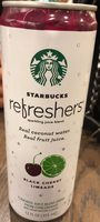 Refreshers Black Cherry Limeade - Product