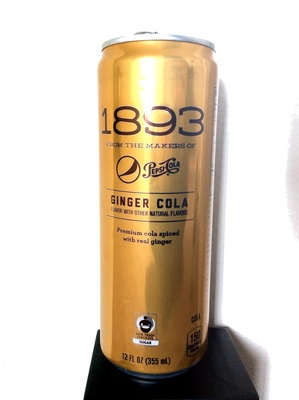 1893 Ginger Cola - Product